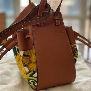 Loewe limited edition mini hammock bag